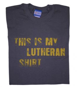 Turning Lutheran