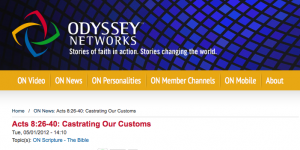 Odyssey Networks Screen Shot