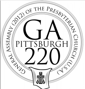 What Presbyterians are doing in Pittsburgh