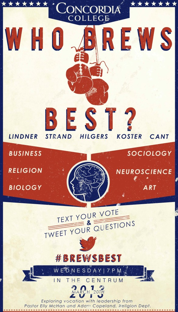 Who Brews Best? Poster